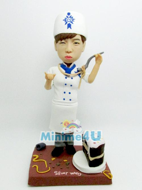 custom chef figure