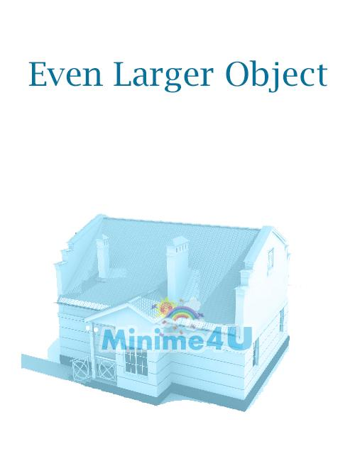 Even larger object