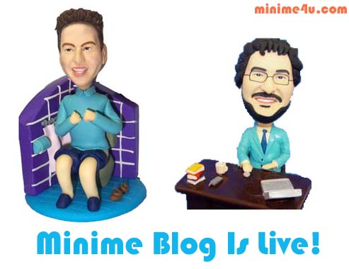 mini me blog is live